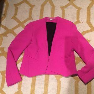 Hot Pink DVF Blazer